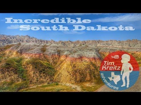 Exploring South Dakota's Black Hills & Badlands