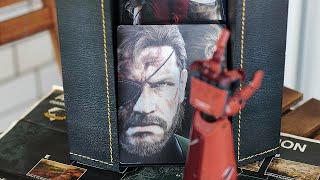 Коллекционное издание Metal Gear Solid V: The Phantom Pain