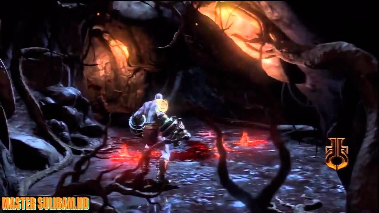 Dios de la guerra - God of war 3 vs Zeus Movie HD (Sub español) Part ...