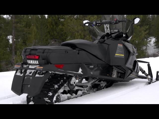 Yamaha Snowmobiles 2016 - Crossover