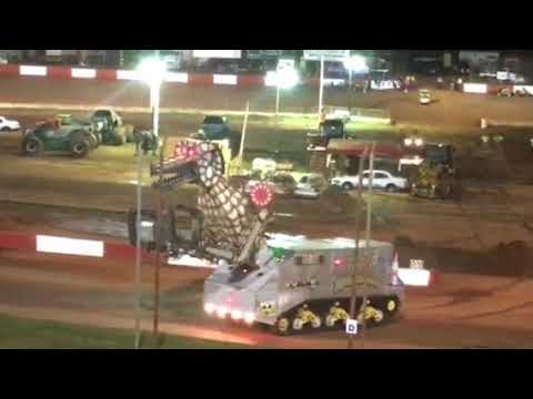 Monster Trucks at Dixie SpeedWay: part two