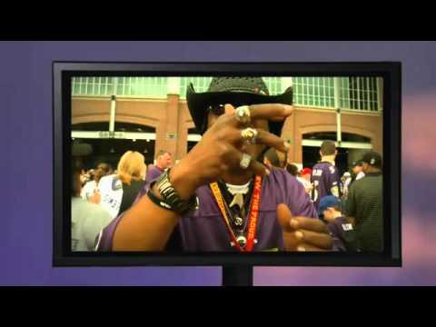 Ravens Rituals with Jonathan Ogden - Michael Lewis