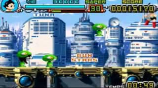 Astro Boy : Omega Factor sur GameBoy Advance