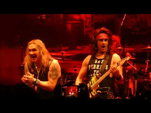 Morgen - Steel Panther On Hotel Orgies and Ozzy Osbourne