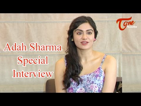 Adah Sharma Interview about Son of Satyamurthy