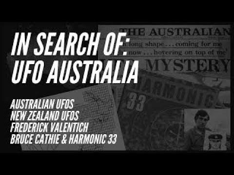 In Search of UFO Australia (vesves New Zealand) Full Episode (1979)