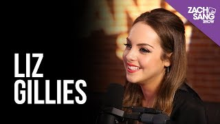 Liz Gillies Talks Dynasty, Jade & Steve the Dog