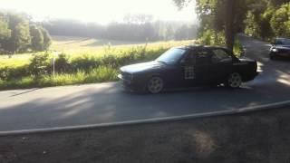 BMW E30 318IS drifting