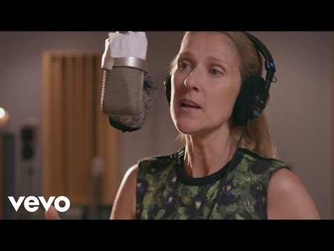 Céline Dion  Making of Water and a Flame