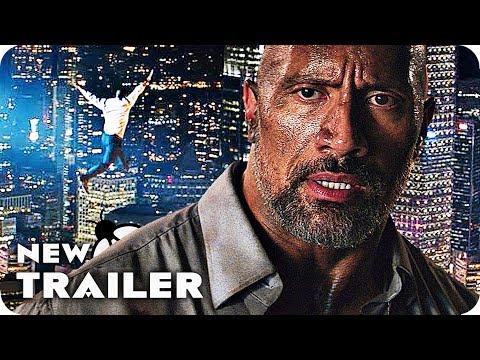 SKYSCRAPER All Clips & Full online (2018) Dwayne Johnson Action Movie