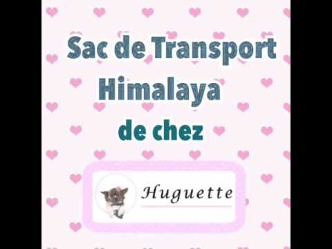 Sac de transport Himalaya 2 en 1