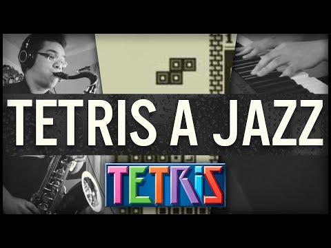 Tetris A - Jazz Cover || insaneintherainmusic
