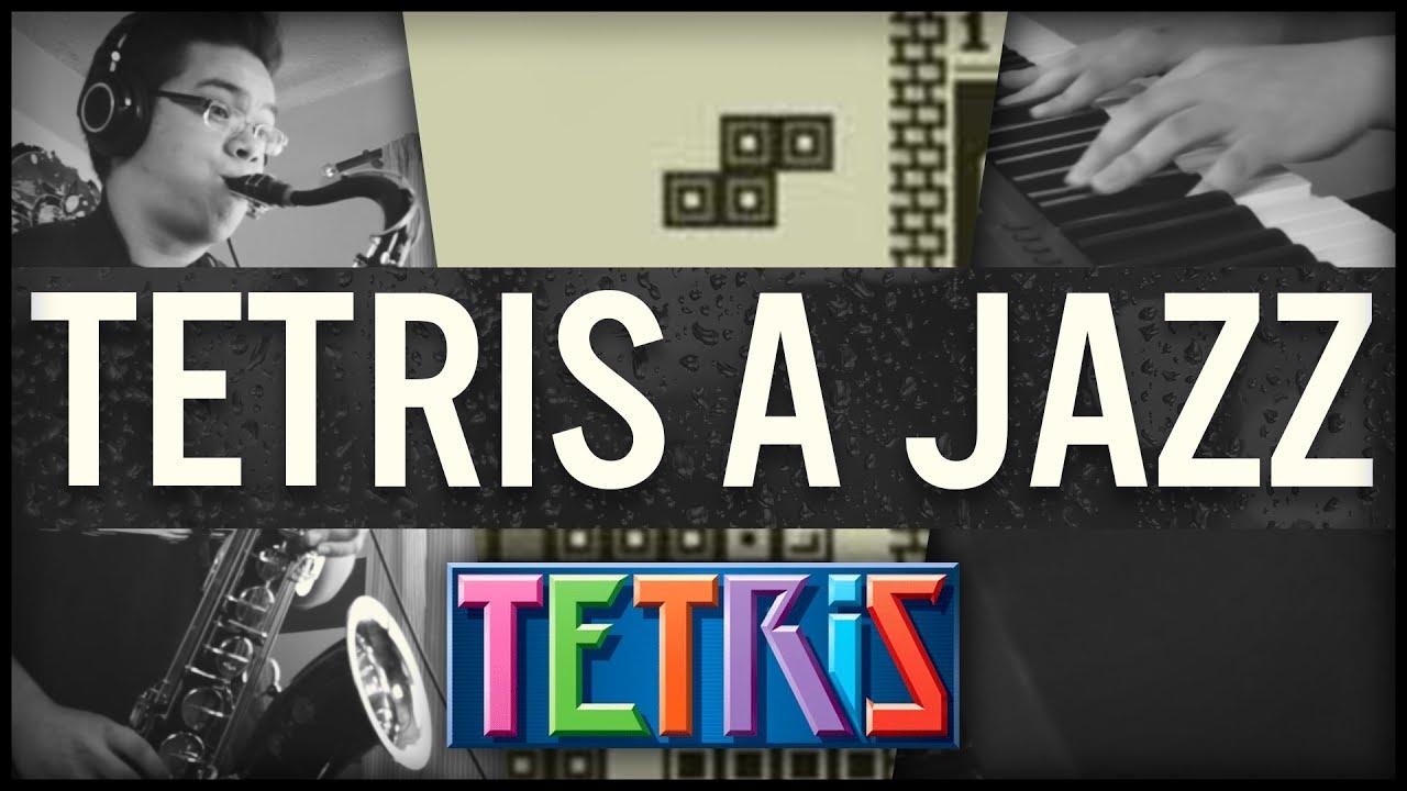 Tetris a jazz cover insaneintherainmusic