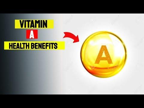 Vitamin A Topic Health Benefits of Vitamin A