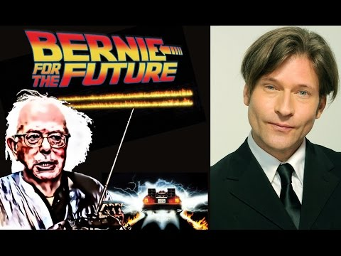 Crispin Glover Endorses Bernie Sanders for POTUS - Does not Endorse Hillary Clinton for VP!