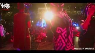 Diamond/Mbosso/Lavalava Jibebe Yawatoa Jasho Wazanzibar Wasafi  festival 2018