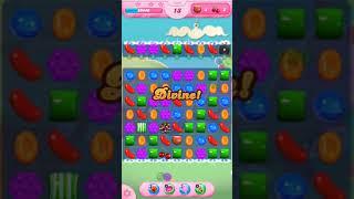Candy Crush Saga Level 1366 - No Boosters