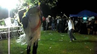 Bautizo en las vegas (Huecorio)