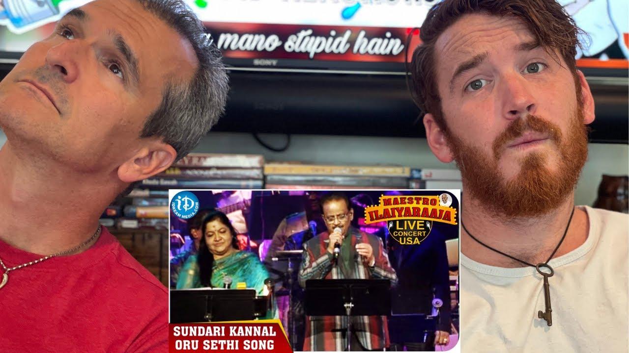 Sundari Kannal Oru Sethi   Thalapathi   Rajini,Shobana   Raja Sir. REACTION!!