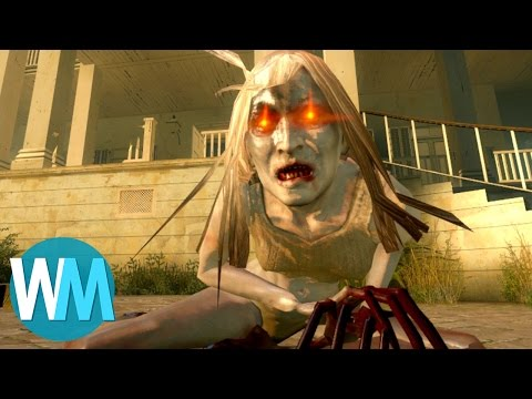 Top 10 Scariest Songs in Video Games
