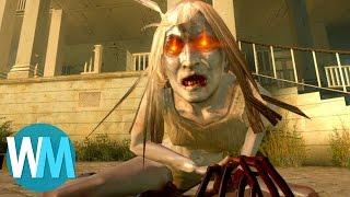 Top 10 Scariest Songs in Video Games