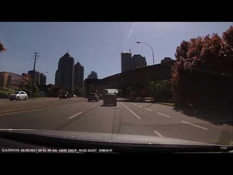 Vancouver to Kelowna Drive