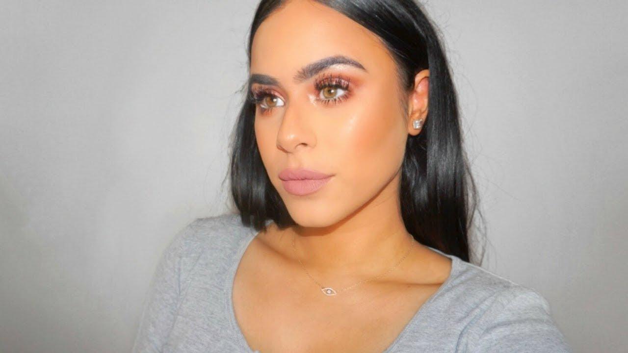 Download Soft Glam Palette Makeup Tutorial