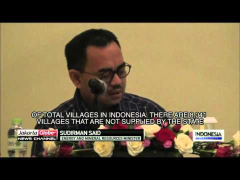 Govt Launches Indonesia Terang Program