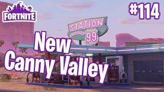 Thunder Road 99 | New Canny Valley | Narrative AMA | Fortnite #114
