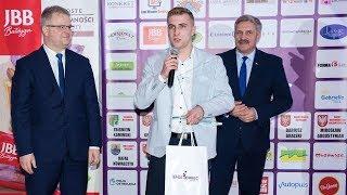 Sportowiec Roku 2017. Nagroda dla Paw³a Dzbeñskiego