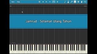 Jamrud - Selamat Ulang Tahun Cover Piano Tutorial