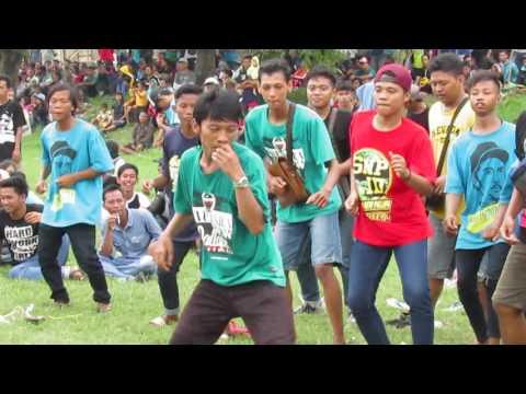Pasukan joget Damai NEW PALLAPA LIVE DEMAK