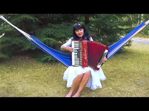 Wiesława Dudkowiak   Accordion Music on a Hammock