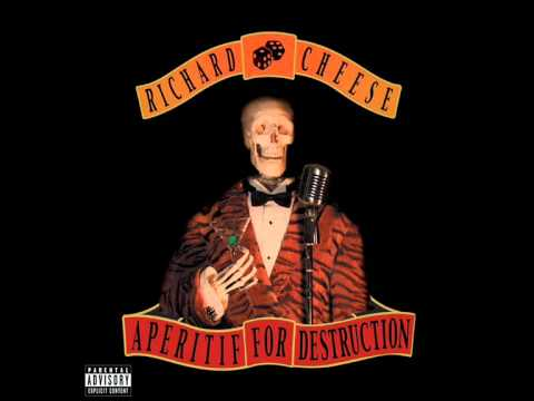 richard cheese somebody told me