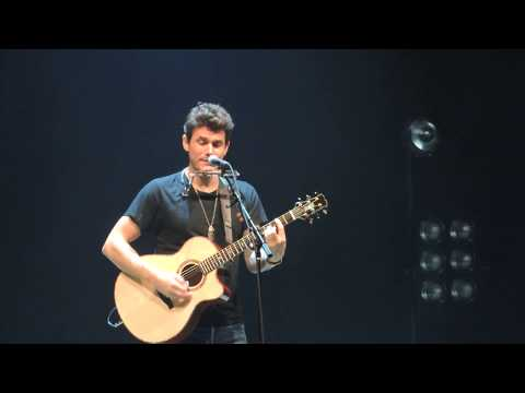 John Mayer Born And Raised Live @ Modell Lyric 10/7/18