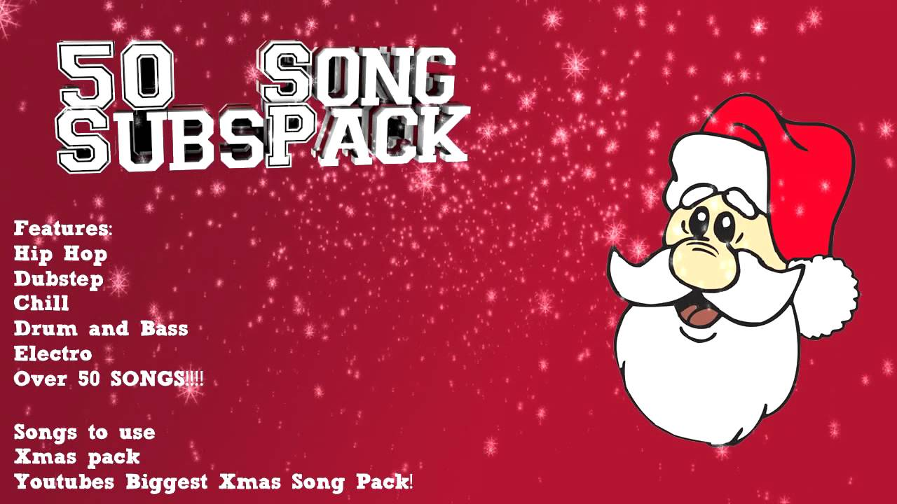 Songs To Use Xmas Song Pack!!! No Copyright Music - YouTube