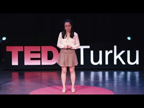 The coolest Asian - is there a good stereotype? | Minghui Gao | TEDxTurku