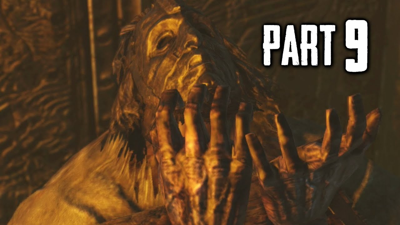 Dark Souls 2 2014 All Cutscenes Walkthrough Gameplay: Dark Souls 2 Gameplay Walkthrough Part 9