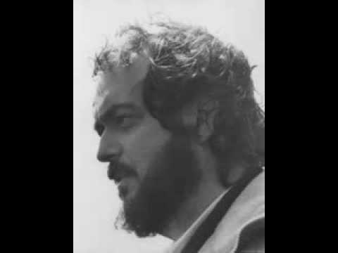 A Voix Nue: Stanley Kubrick (Rare Radio Interview)