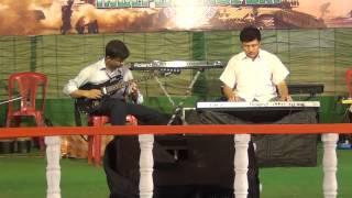 Mera Mulk Mera Desh Mera Ye Watan-Instrumental Full Accompany By Pramit Das-Diljale-1996.avi