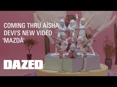 "Aïsha Devi  ""Mazdâ"" -  Official Music Video"