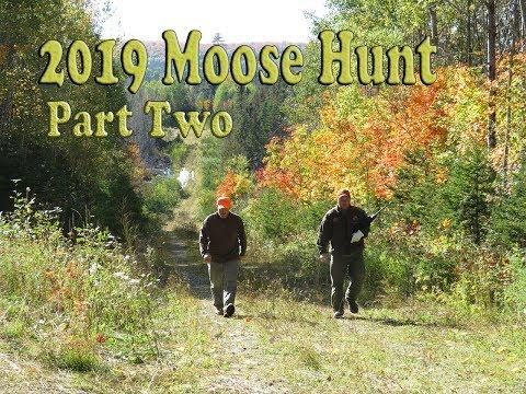 2019 Moose Hunt Part 2