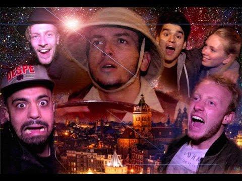 Sahil's Drunken Safari #1 Kapot Lamme Mensen Aaien & Voeren | 101.TV