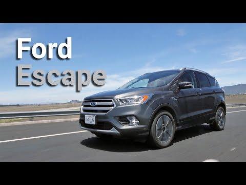 Ford Escape - Una de las más correlonas del segmento | Autocosmos