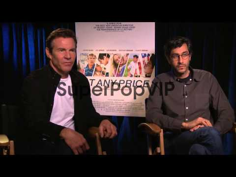 INTERVIEW - Dennis Quaid on why he wanted to be a part of...