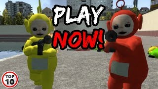 Top 10 Mods That Became Their Own Game