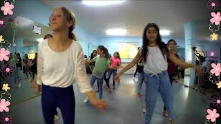 """رقصة """" مدرستي """" فرقة الفتافيت حصريااااااااااااااا😍 تصميم فاطمه الخطيب"""