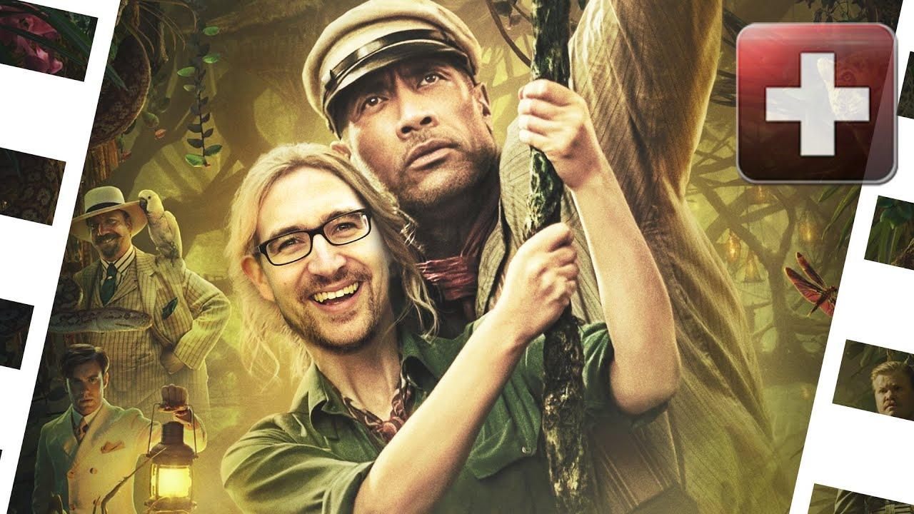 Kino+ #352 | Jungle Cruise, The Green Knight, Blood Red Sky, Oscar-Gewinner Der Rausch