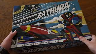 Zathura: The Board Game Review and Unboxing