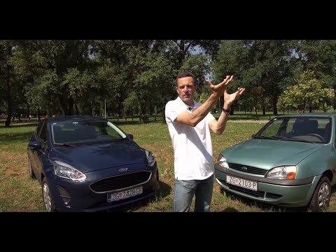 Ford Fiesta - testirao Juraj Šebalj